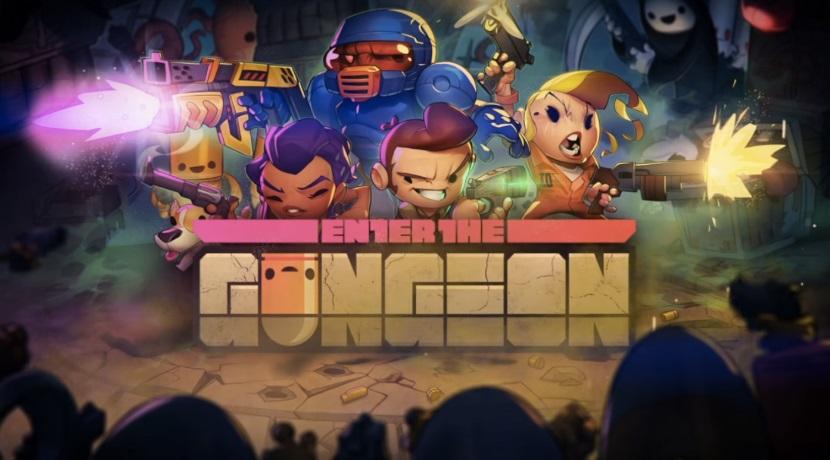 Enter The Gungeon Test: Der neueste Indie Game Hit auf Steam. Actiongeladener Coop Dungeoncrawler mit Knarren und Schießprügeln aller Art.