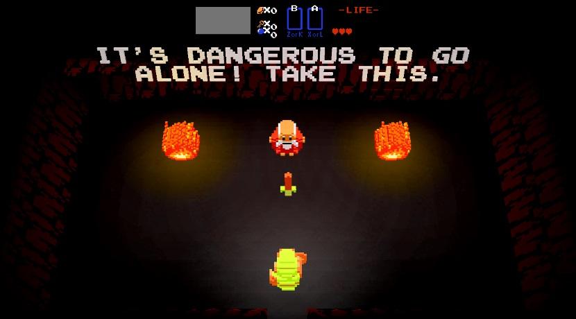 Legend of Zelda 3D Remake Nintendo Klassiker Browser