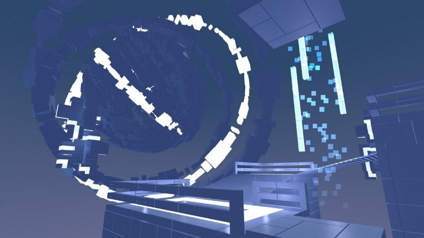 Glitchspace Test Steam Indie Game