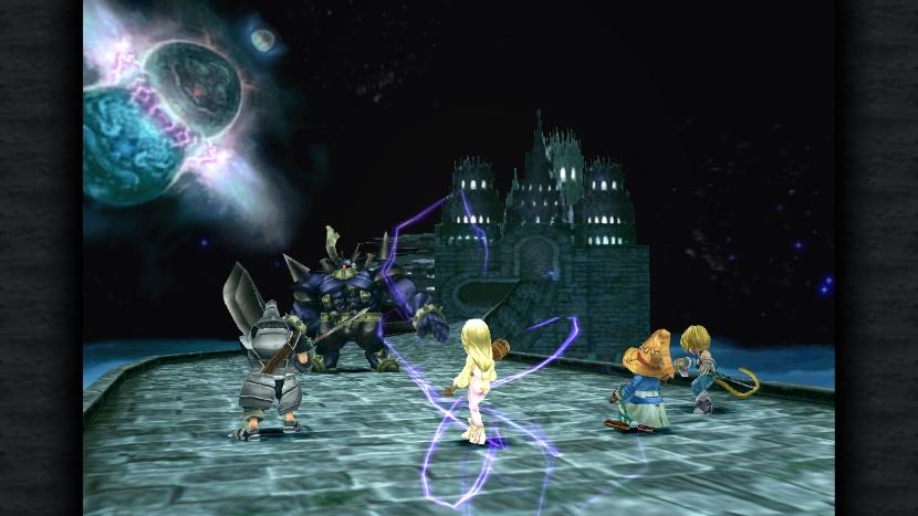 Retrospektive Schon Final Fantasy IX gespielt Steam Game