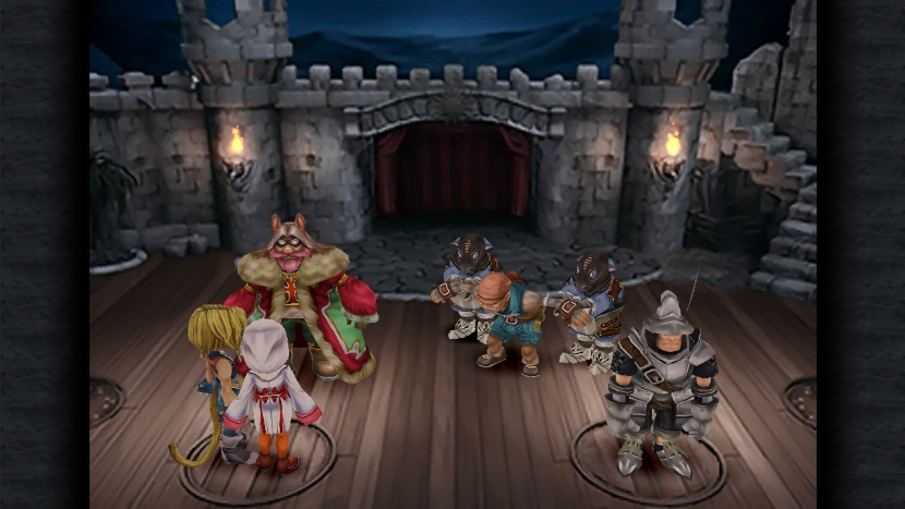 Retrospektive Schon Final Fantasy IX gespielt Steam Game