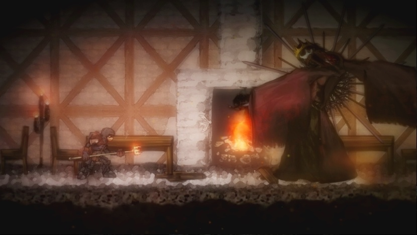 Salt and Sanctuary Test Beste Dark Souls Hommage Steam Indie Game