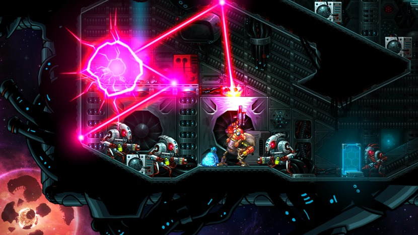 SteamWorld Heist Test Steam Indie Game