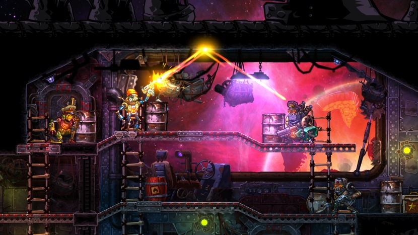SteamWorld Heist Test Steam Indie Game