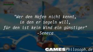 Klugscheißerspruch Dezember- The Legend of Zelda Windwaker - Seneca