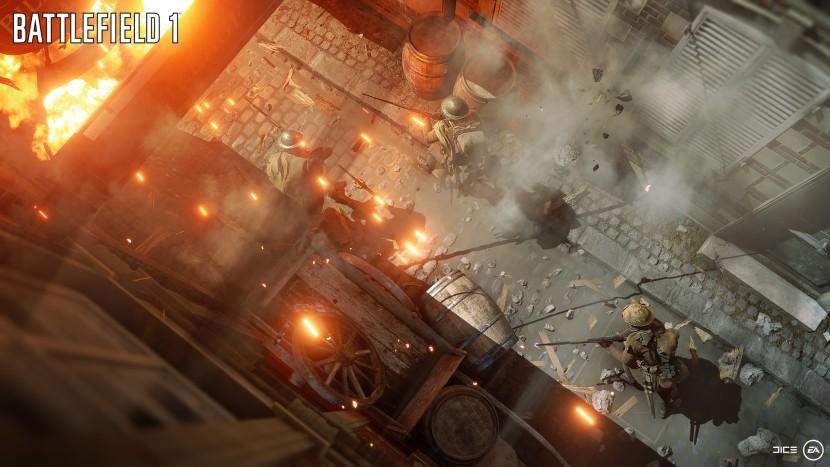 Battlefield 1 Review Die Renaissance des Weltkriegs-Shooters PS4 Release (1)