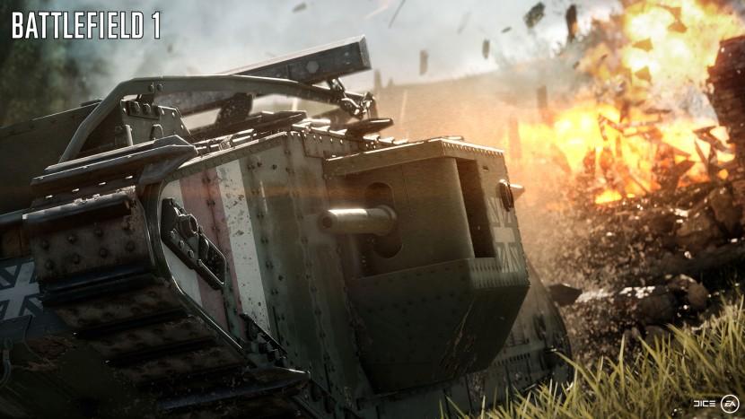 Battlefield 1 Review Die Renaissance des Weltkriegs-Shooters PS4 Release (4)