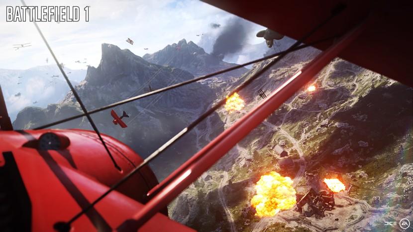 Battlefield 1 Review Die Renaissance des Weltkriegs-Shooters PS4 Release (5)