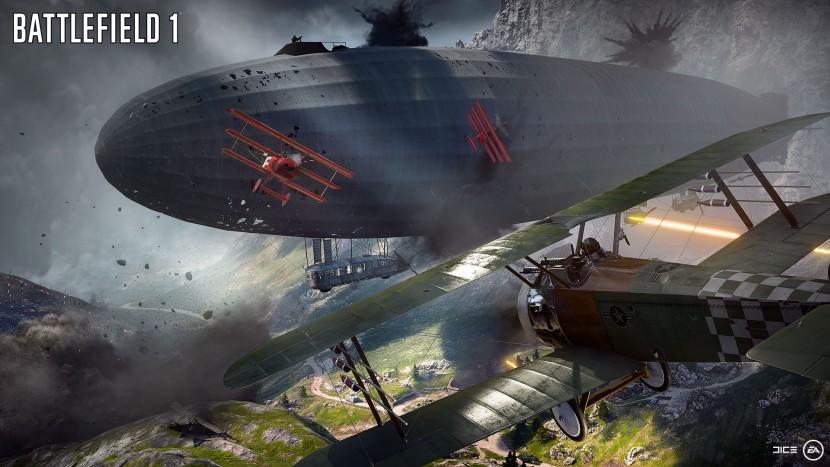 Battlefield 1 Review Die Renaissance des Weltkriegs-Shooters PS4 Release (6)
