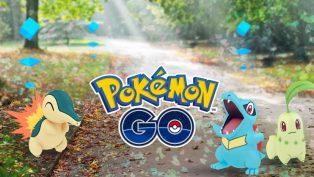 Pokémon Go Update fügt 80 neue Monster aus Gold und Silber hinzu