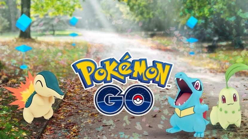 Pokémon Go Update fügt 80 neue Pokémon aus Gold und Silver hinzu