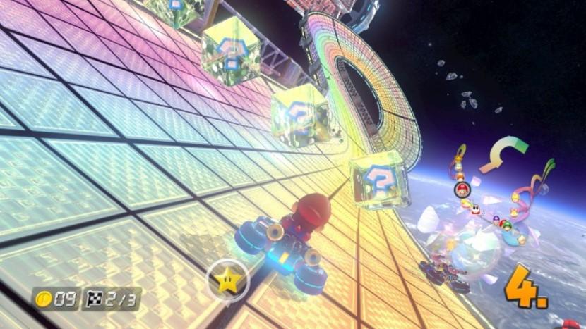 Was habt ihr zuletzt gespielt - Mario Kart 8 © GamesPhilosoph
