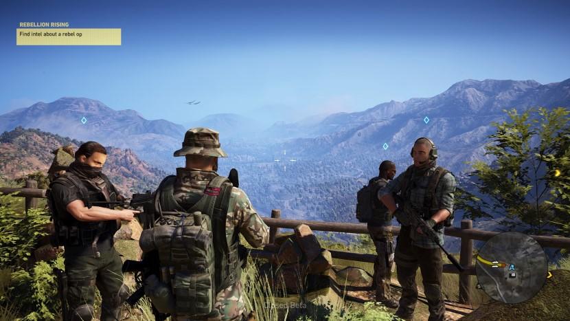 Was habt ihr zuletzt gespielt - Tom Clancy's Ghost Recon Wildlands © GamesPhilosoph