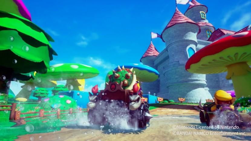 Mario Kart VR Gameplay-Video dreht euch den Magen um