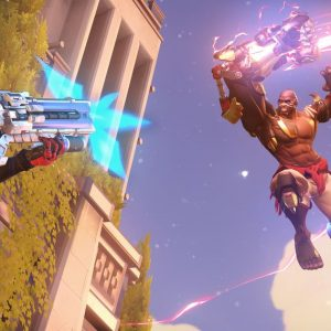 Overwatch Der neue Held Doomfist endlich spielbar 13