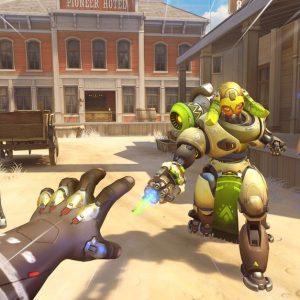 Overwatch Der neue Held Doomfist endlich spielbar 2