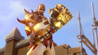 Overwatch: Der neue Held Doomfist endlich spielbar