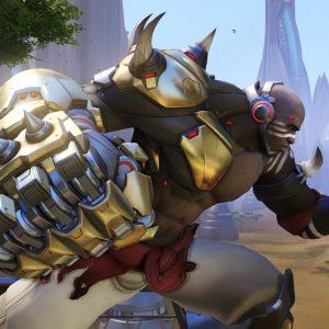 Overwatch Der neue Held Doomfist endlich spielbar 4