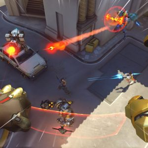 Overwatch Der neue Held Doomfist endlich spielbar 5