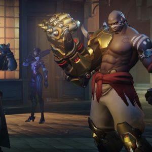 Overwatch Der neue Held Doomfist endlich spielbar 7