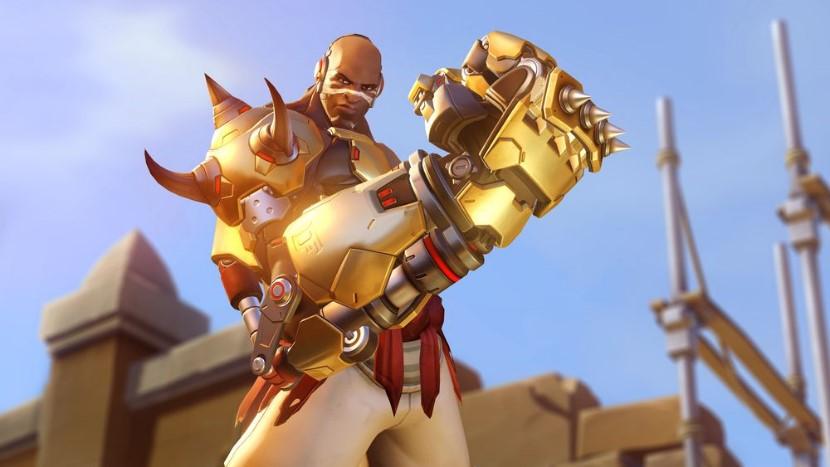 Overwatch Der neue Held Doomfist endlich spielbar