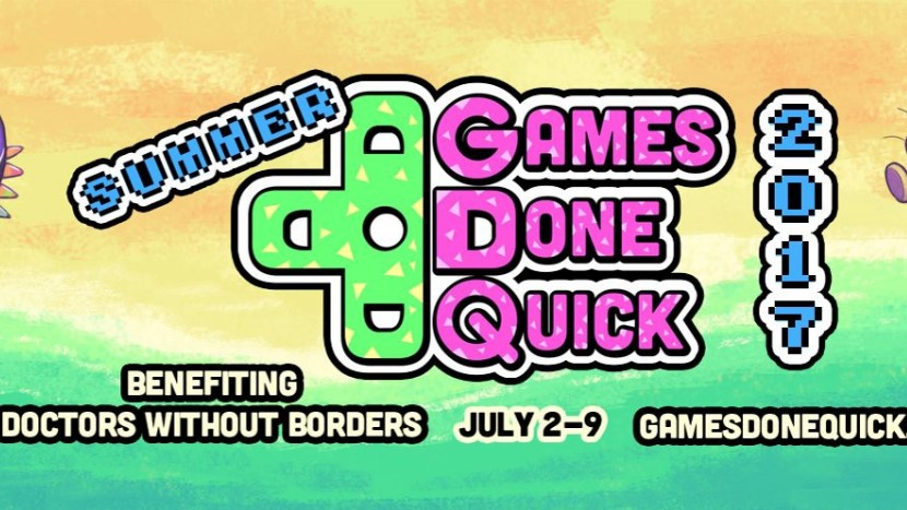 Summer Games Done Quick 2017 Speedrun-Marathon für den guten Zweck