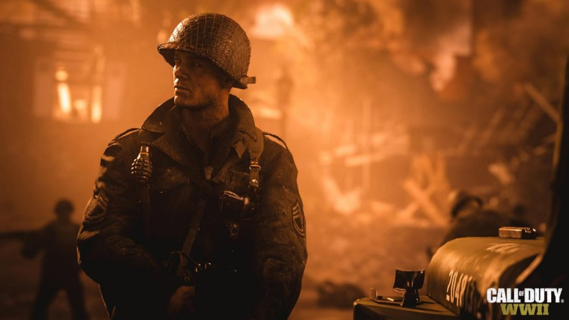 Eure Games des Monats August - Call of Duty WW2