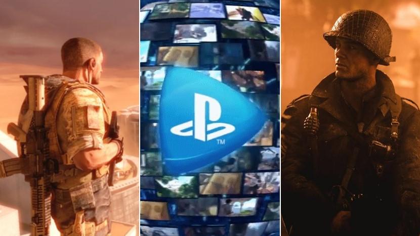 Was habt ihr zuletzt gespielt - Eure Games des Monats August 17 Call of Duty WW2 Playstation Now SpecOps The Line