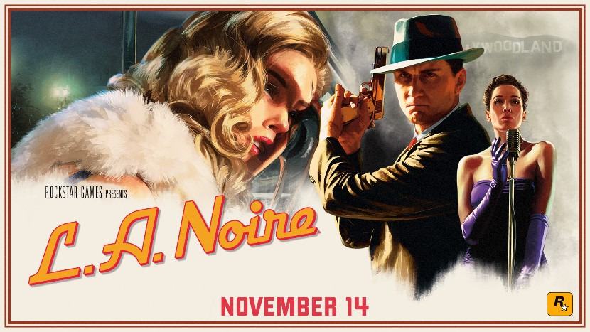 L.A. Noire Re-Release für Nintendo Switch, PS4, Xbox One, VR