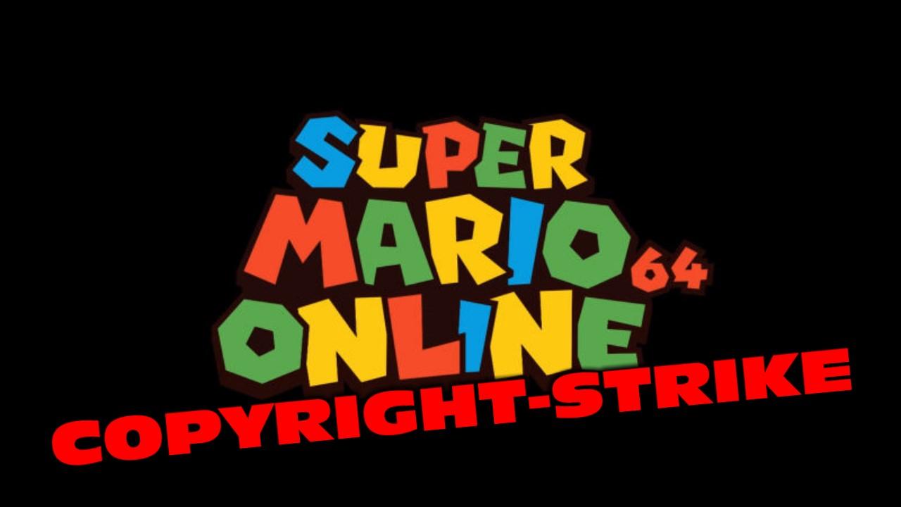 Super Mario 64 Online ist dank Nintendos Copyright-Strikes offline