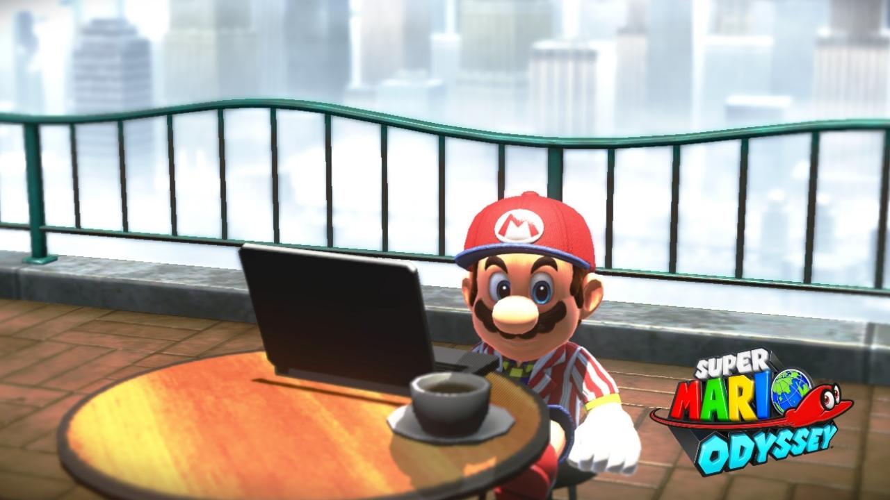 Super Mario Odyssey: Ein Reisebericht